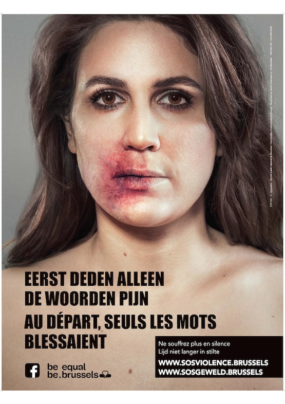 affiche SOS-Violence